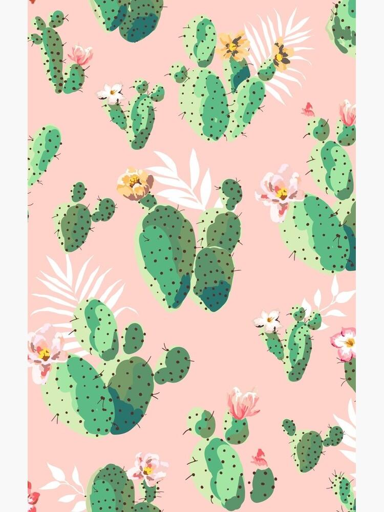 Cactus Print by crazycanonmom