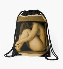 stuffed Drawstring Bag