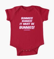 It must be bunnies One Piece - Short Sleeve
