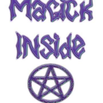 Magickally Inclined by LadyEnigma
