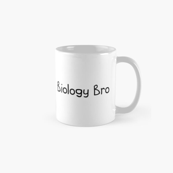 Biology Bro Classic Mug