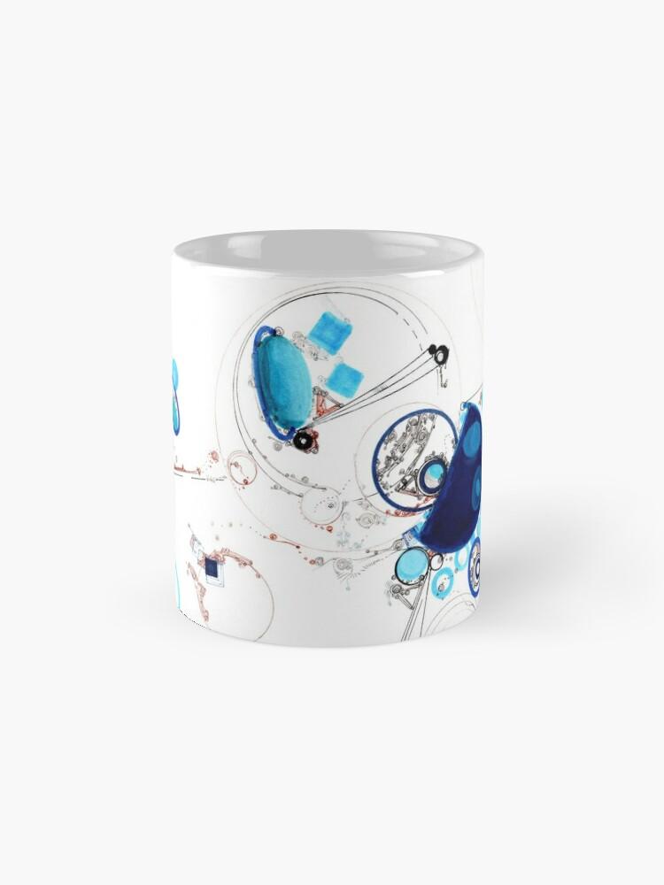 Alternate view of Occasional Ellipses Mug