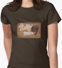 X is for.....Three kisses T-Shirt