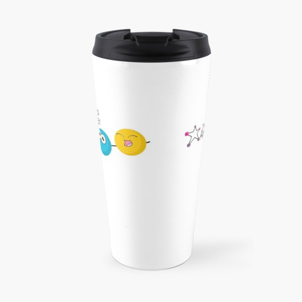 Amino Acid Conga Line Travel Mug