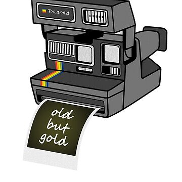 POLAROID - Old but gold by GameShadowOO
