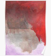 Transcendental Mist Poster
