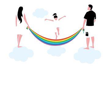Playground rainbow by arqui