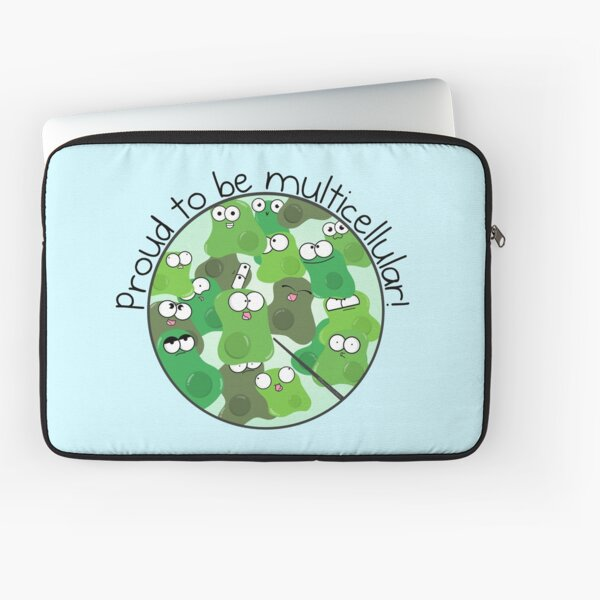 Proud to be Multicellular Laptop Sleeve
