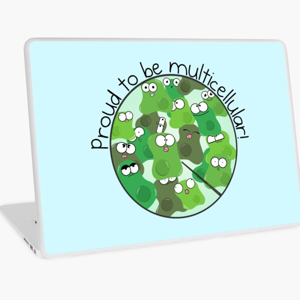 Proud to be Multicellular Laptop Skin