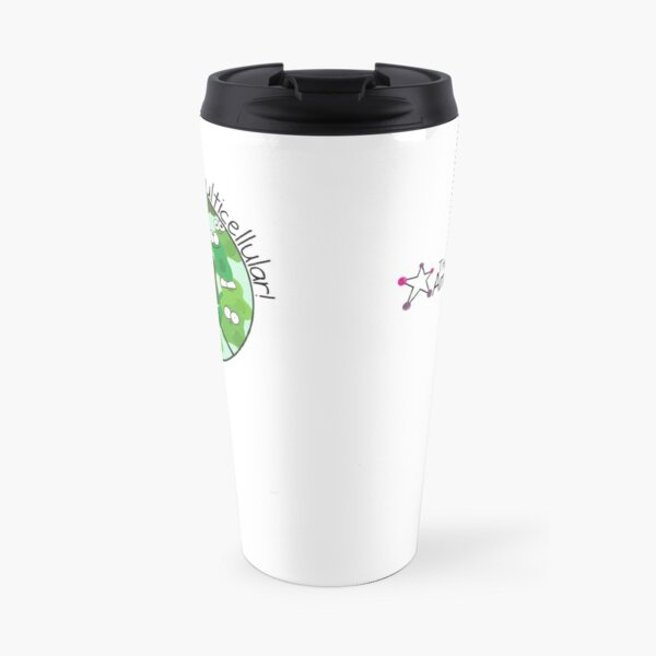 Proud to be Multicellular Travel Mug