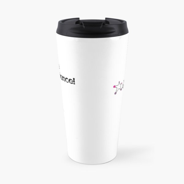 Cellebrate Science! Travel Mug