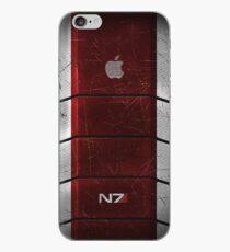 Vinilo o funda para iPhone Mass Effect iPhone