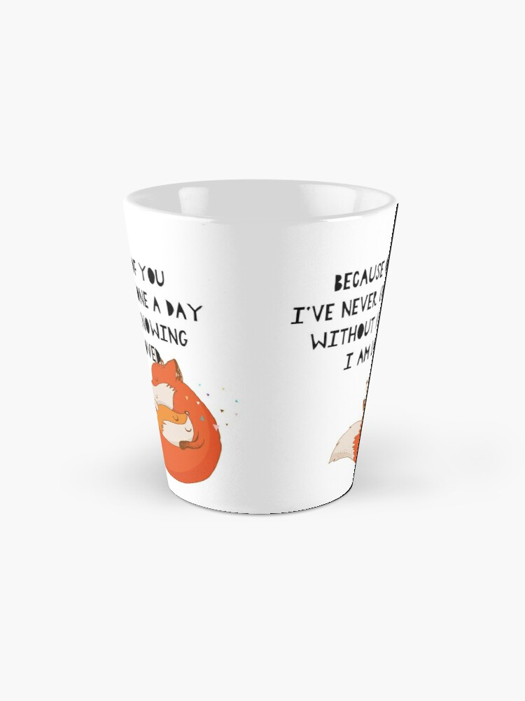 Alternate view of A Mother's Love Mug