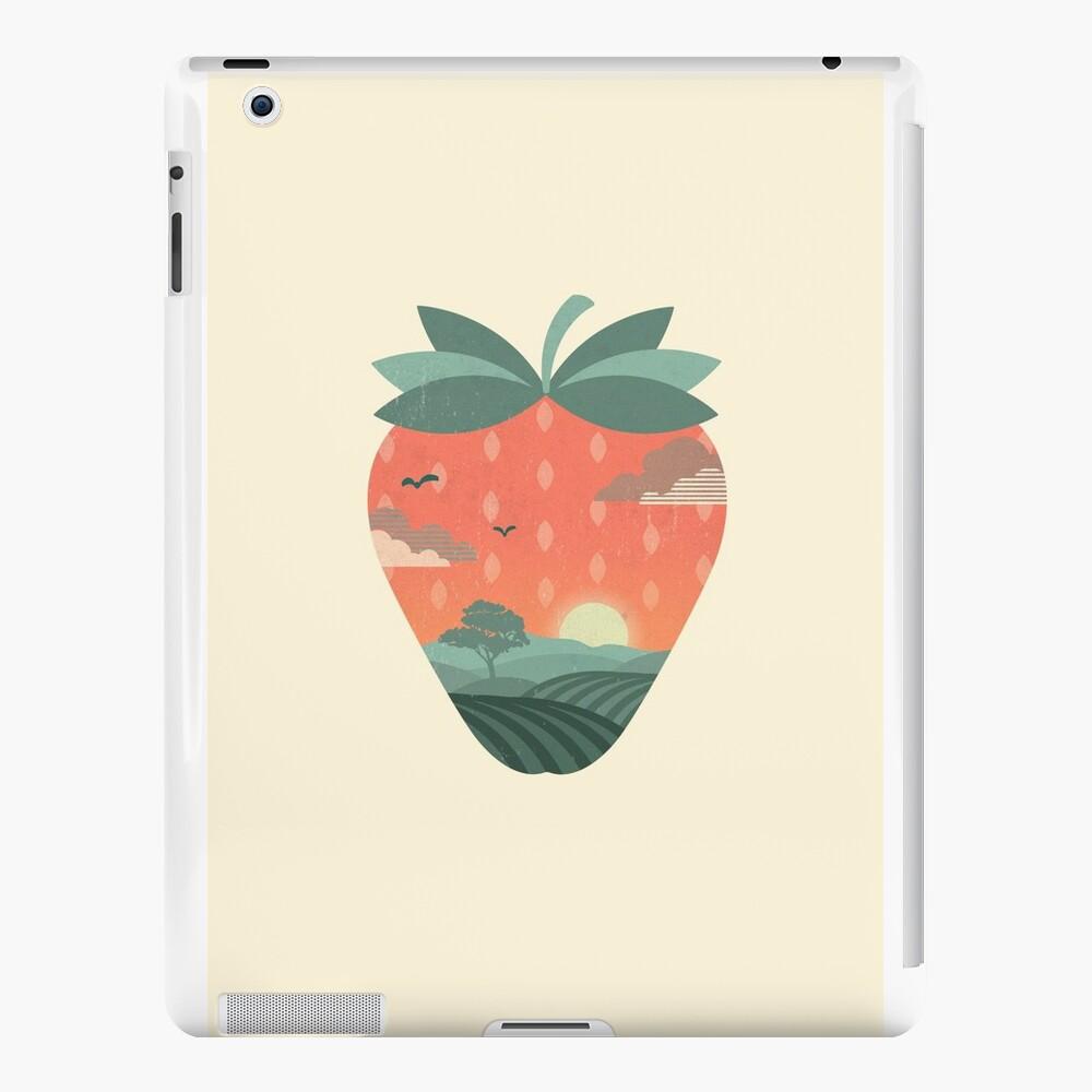 Strawberry Fields iPad Cases & Skins