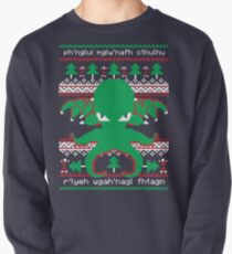 Cthulhu Cultist Christmas - Cthulhu Ugly Christmas Sweater Pullover
