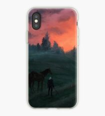 Wind's Howling iPhone Case