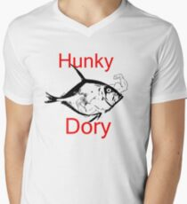 Hunky Dory Men's V-Neck T-Shirt
