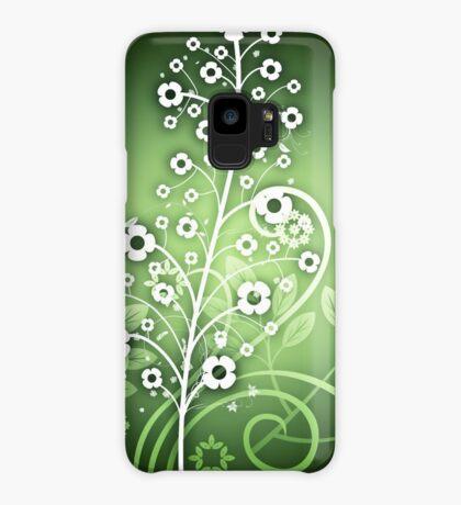 Flower Tree Case/Skin for Samsung Galaxy