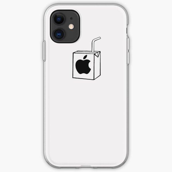 apple juice iPhone Soft Case