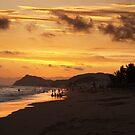 Kino Beach by Richard G Witham