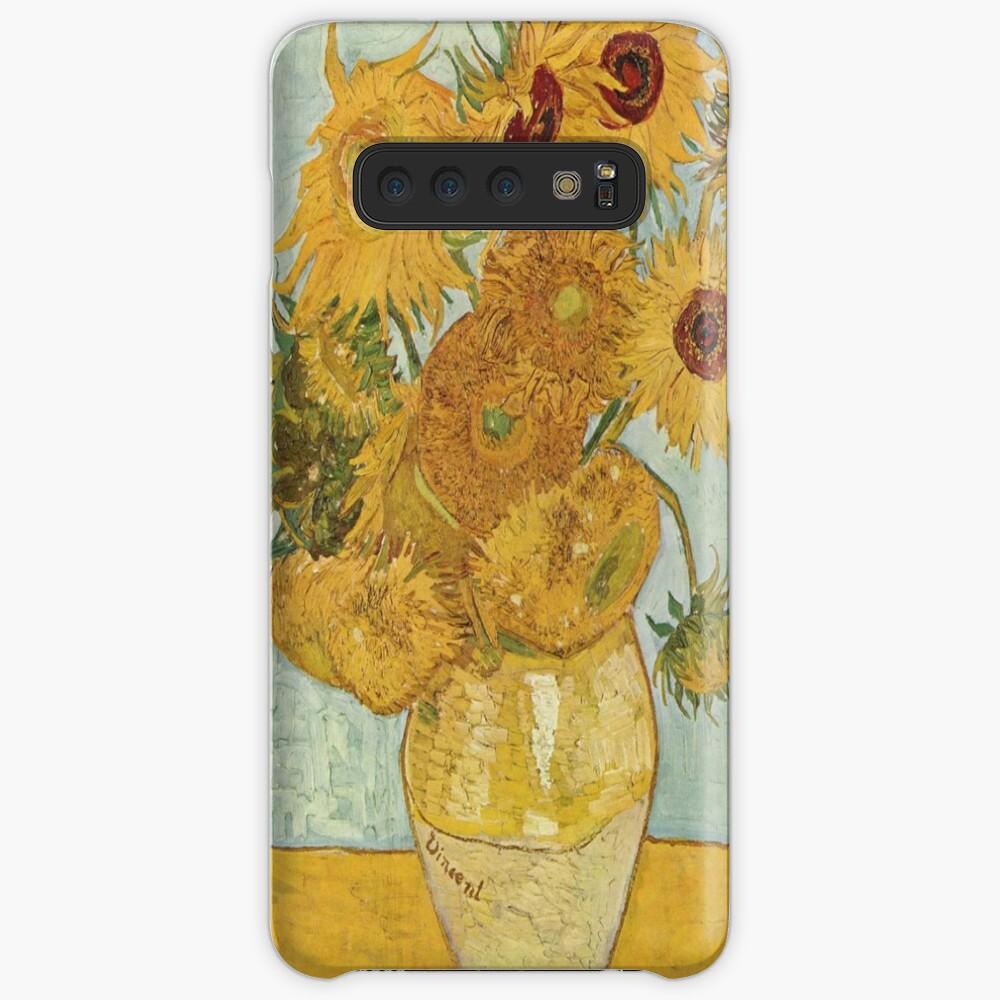 Vincent van Gogh's Sunflowers Case & Skin for Samsung Galaxy