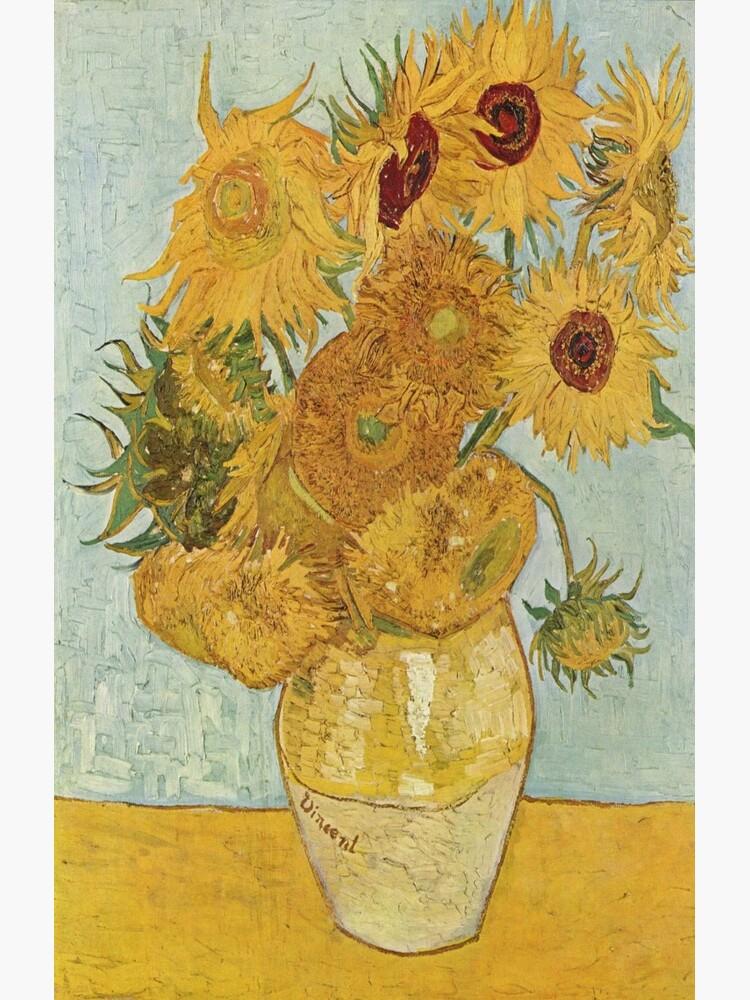 Vincent van Goghs Sonnenblumen von mosfunky