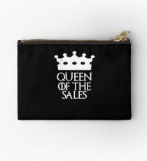 Queen of the Sales, #Sales  Studio Pouch