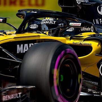 Nico Hulkenberg Formula 1 by Srdjanfox