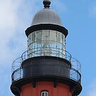Ponce Inlet Lantern Room by Bob Hardy