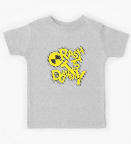 crash test dummy Kids Clothes