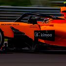 McLaren Formula 1 by Srdjan Petrovic