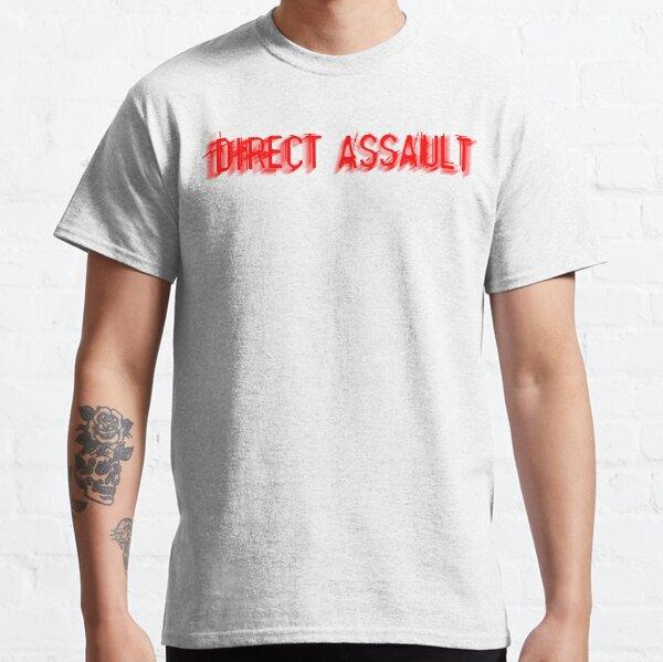 Direct Assault Logo Classic T-Shirt