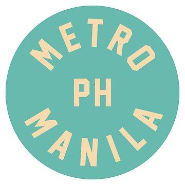 Metro Manila - Philippines by JamesShannon