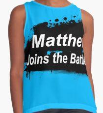 Matthew Joins the Battle! Contrast Tank