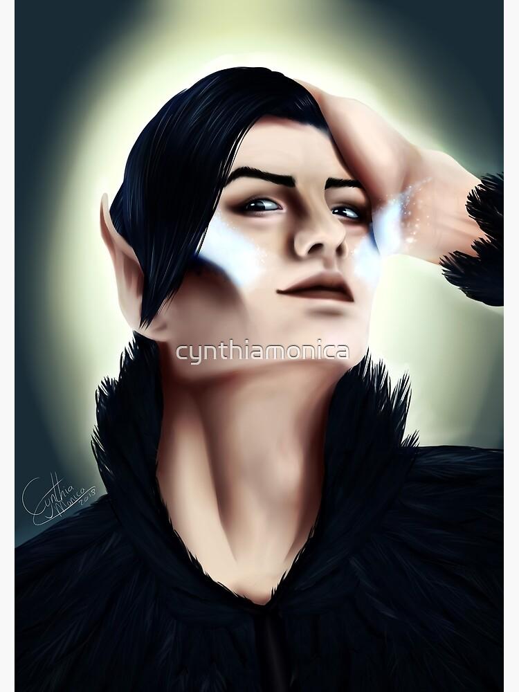 Cardan - The Cruel Prince by cynthiamonica