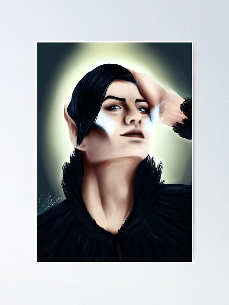 Alternate view of Cardan - The Cruel Prince Poster