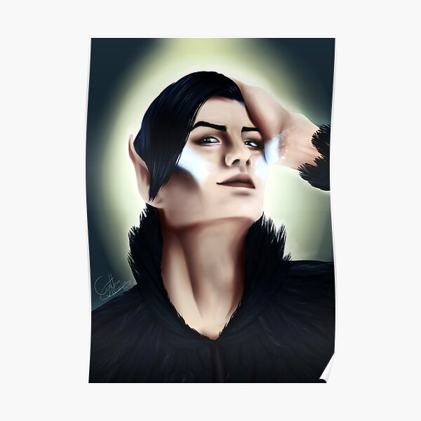 Cardan - The Cruel Prince Poster