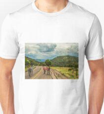 Fossil Creek Road Unisex T-Shirt