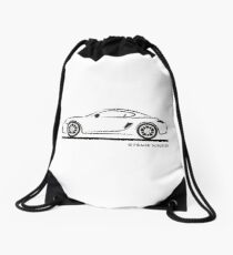 Porsche Cayman 987 Drawstring Bag