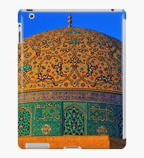 The Dome of Sheikh Lotf Allah Mosque - Esfahan - Iran iPad Case/Skin