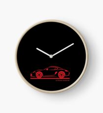 Porsche Cayman 987 Clock