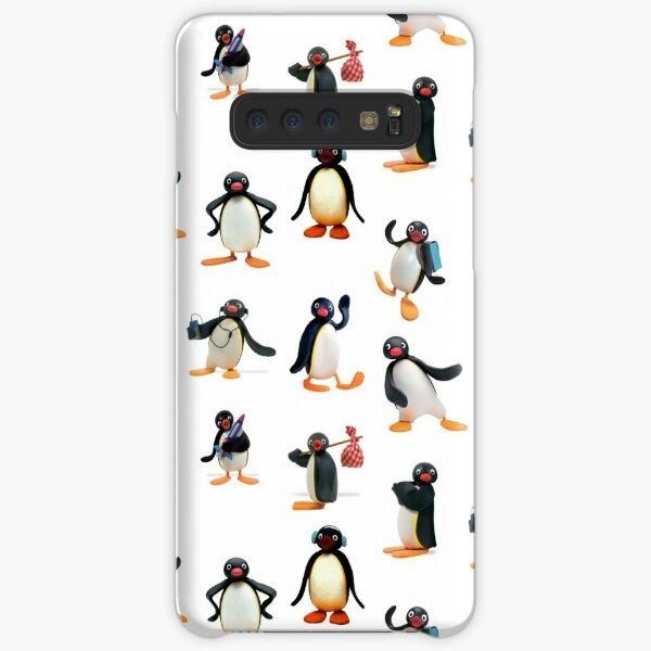 Estado de ánimo Pingu Funda rígida para Samsung Galaxy