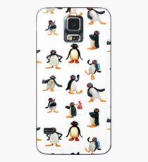 Pingu mood Case/Skin for Samsung Galaxy