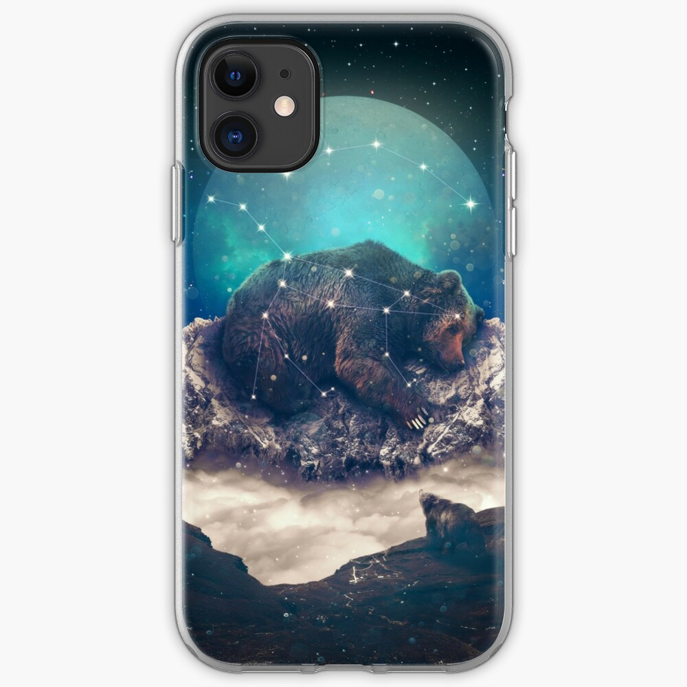 Under the Stars | Ursa Major iPhone Case & Cover