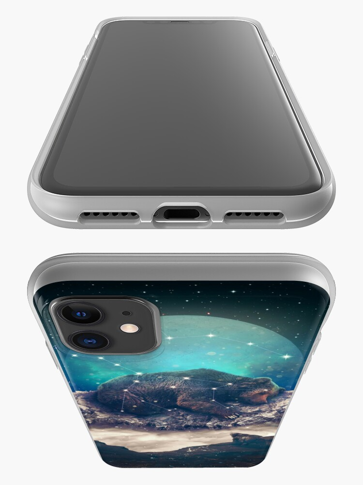 Alternate view of Under the Stars | Ursa Major iPhone Case & Cover