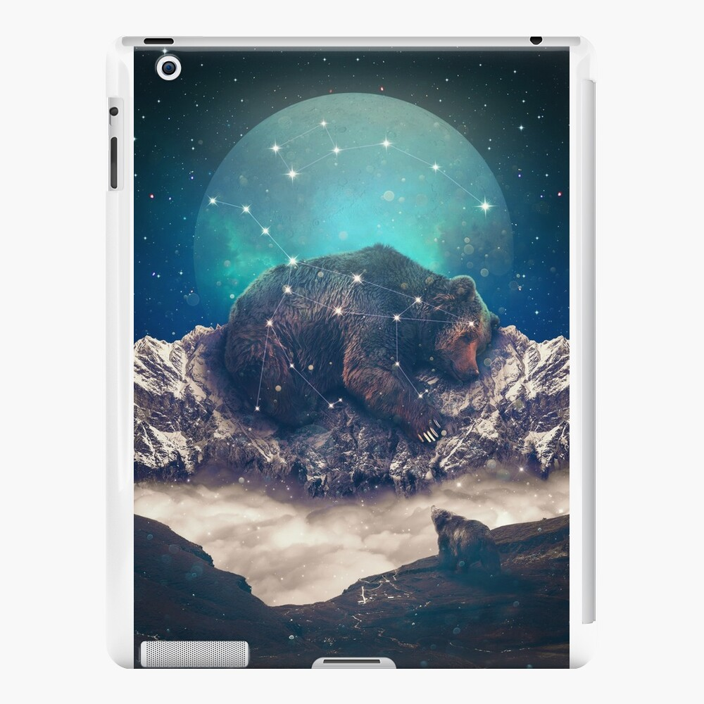 Unter den Sternen | Ursa Major iPad-Hüllen & Klebefolien