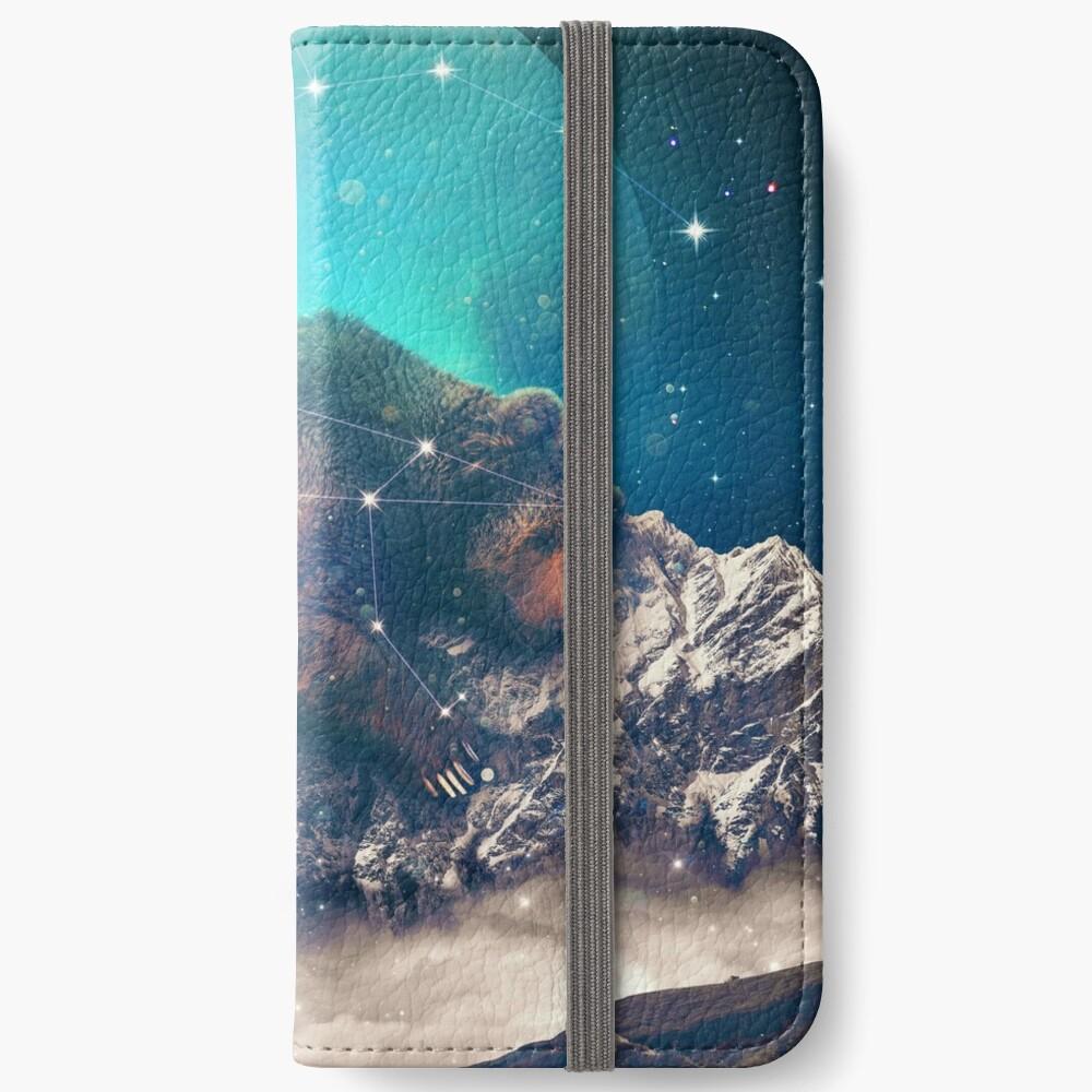 Unter den Sternen | Ursa Major iPhone Flip-Case