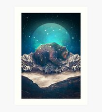 Under the Stars | Ursa Major Art Print