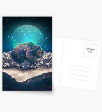 Unter den Sternen | Ursa Major Postkarten
