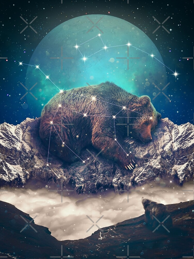 Under the Stars   Ursa Major by soaringanchor